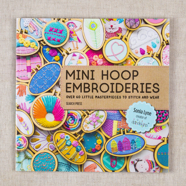 Mini Hoop Embroideries