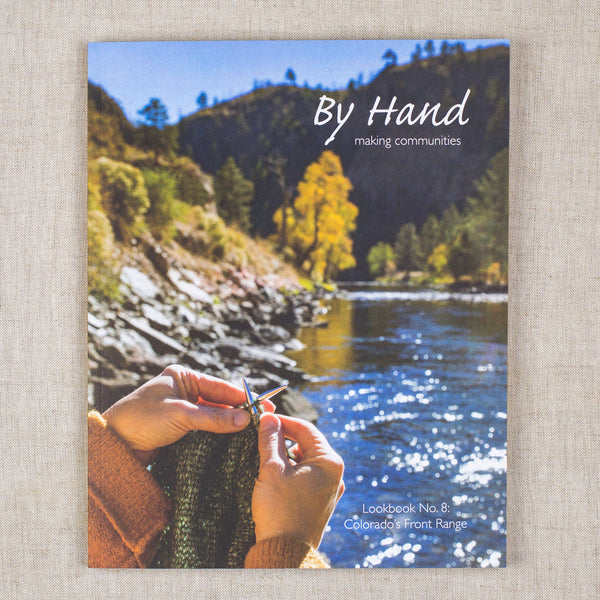 By Hand Lookbook No. 8: Colorado's Front Range