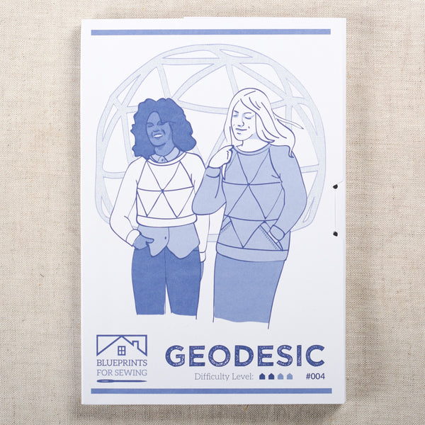 Geodesic Sewing Pattern