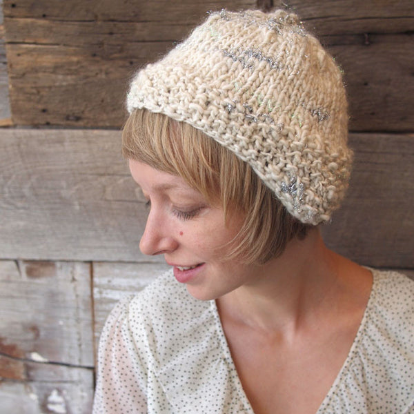 Ice Skating Cap FREE Pattern