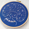 Galaxy Girl Embroidery Pattern