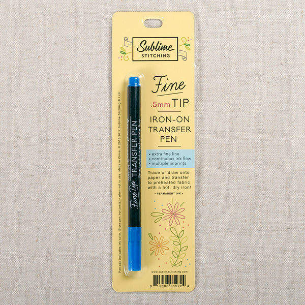 Fine Tip Iron-on Transfer Pen