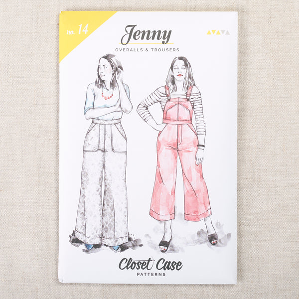 Jenny Trousers & Overalls