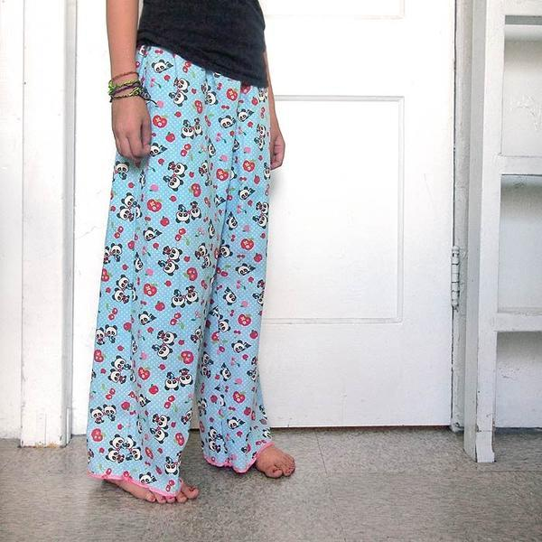 Kids Sewing 201: PJ Pants