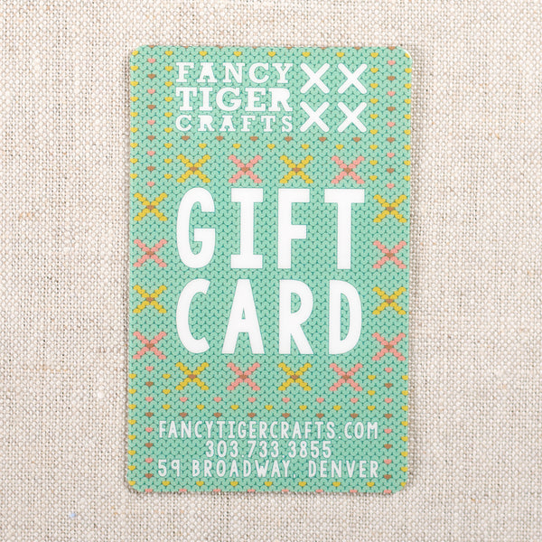 Brick & Mortar Gift Card