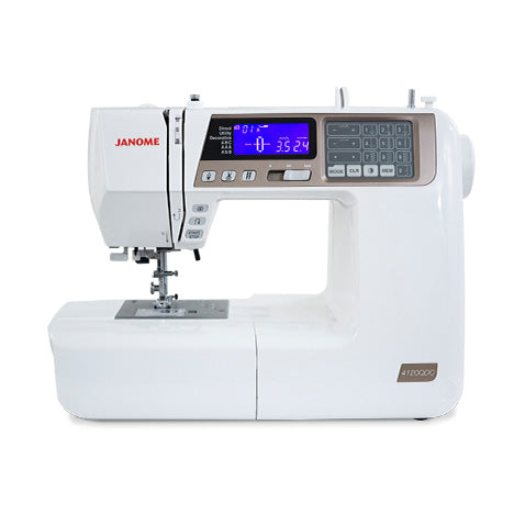 Curbside Pickup Only - Janome 4120QDC-T