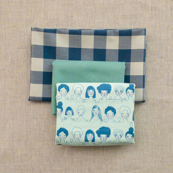 Fabric Mask Kit: Make Your Own Bias Tape Version