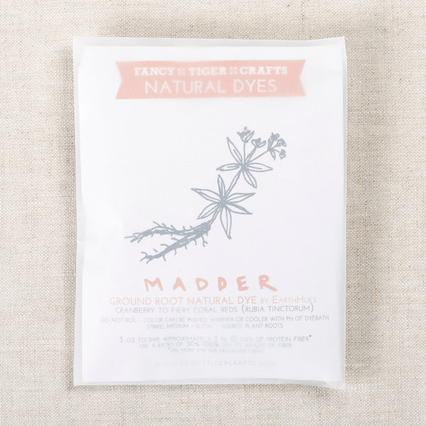 Madder Root 3 oz
