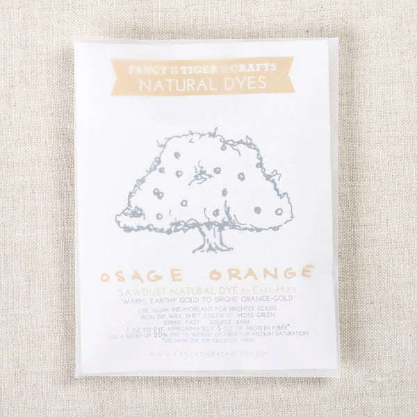 Osage Orange 1oz
