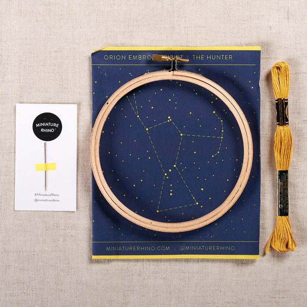 Orion Embroidery Kit