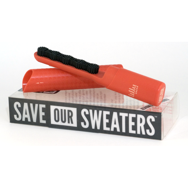 Lilly Brush Save Our Sweaters Brush