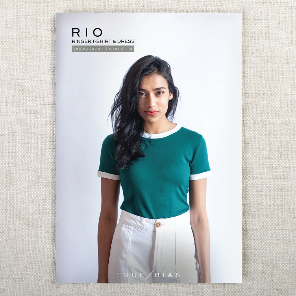 Rio Ringer T-Shirt and Dress
