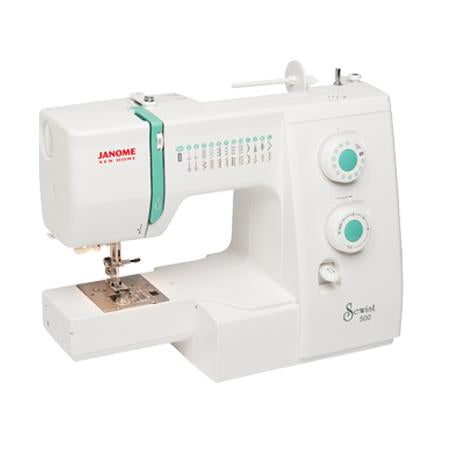 Curbside Pickup Only - Used Janome Sewist 500