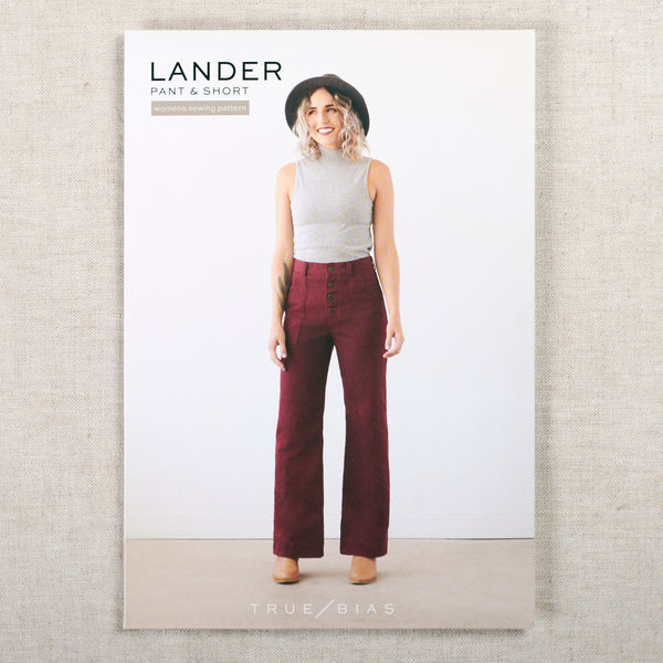 The Lander Pant & Short Pattern