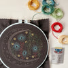Night Garden Embroidery Kit