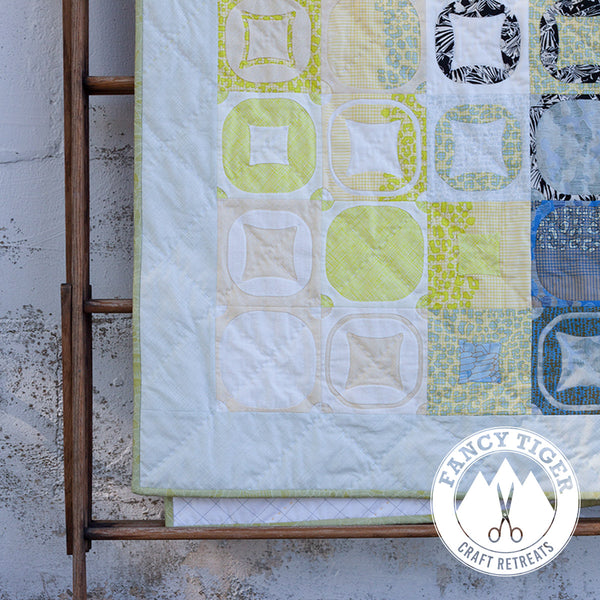 Wainwright Quilt with Carolyn Friedlander