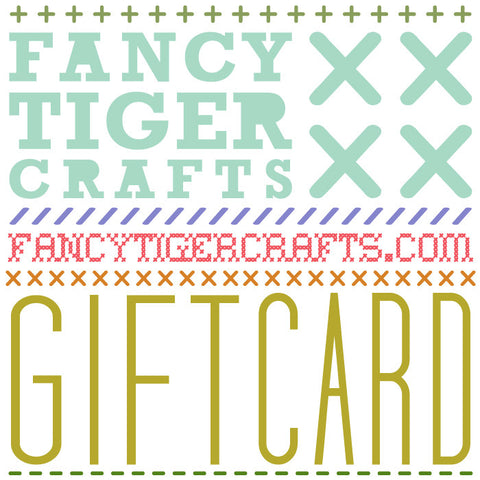 Fancy Tiger Crafts