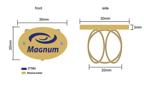 1 Magnum_CustomCorporate_Logo_Scarf_Charm_Ring_Silk_Logo_Scarf_by_Alesia_C_ELogo.NET