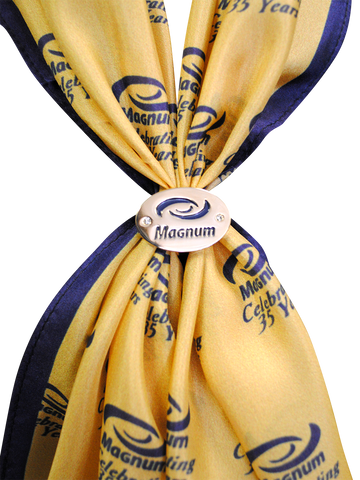 3 Magnum_CustomCorporate_Logo_Scarf_Charm_Ring_Silk_Logo_Scarf_by_Alesia_C_ELogo.NET