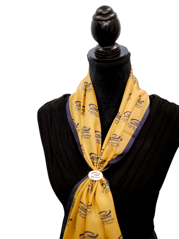 6 Magnum_Custom Corporate_Logo_Scarf_Charm_Ring_Silk_Logo_Scarf_by_Alesia_C_ELogo.NET