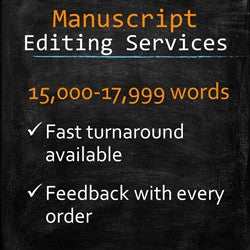 Manuscript Editing: 15,000-17,999 words - MyWordCoach.ca