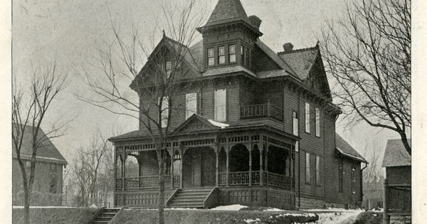 Most Haunted Houses!