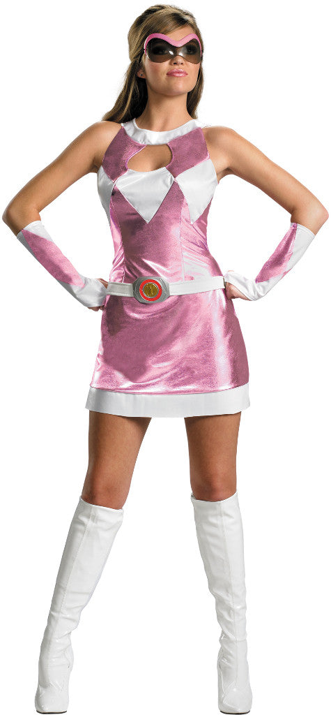 mighty-morphin-power-rangers---pink-ranger-sassy-deluxe-adult-costume-|-small-(4-6)