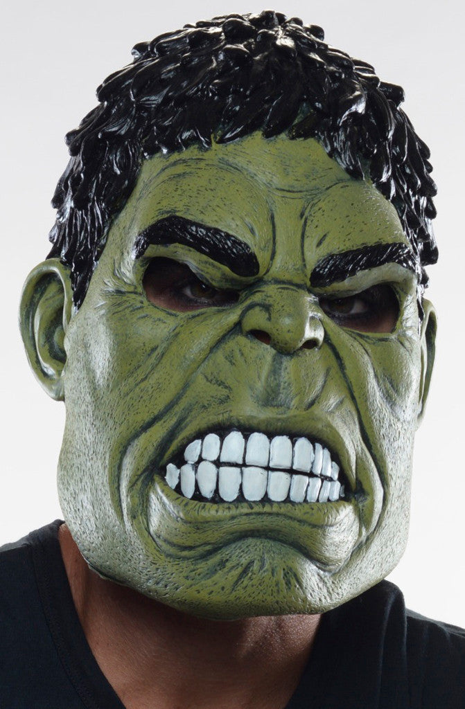 avengers-2---age-of-ultron:-the-hulk-3/4-adult-mask