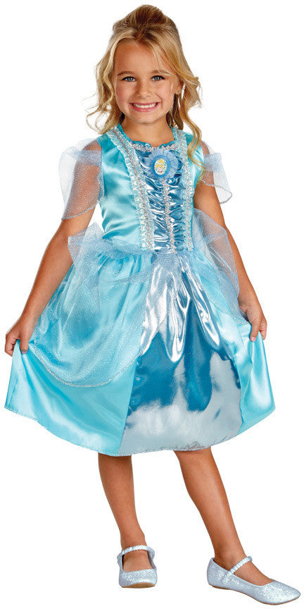 toddler-girl's-costume:-cinderella-sparkle-classic-3t-4t