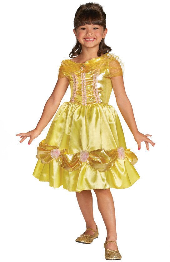 toddler-girl's-costume:-belle-sparkle-classic-3t-4t