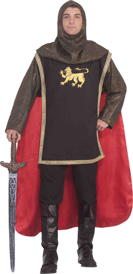 men's-costume:-medieval-knight-one-size