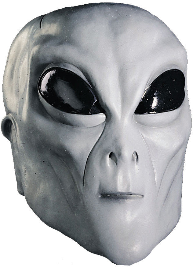 alien grey mask - Fangtastic Costumes