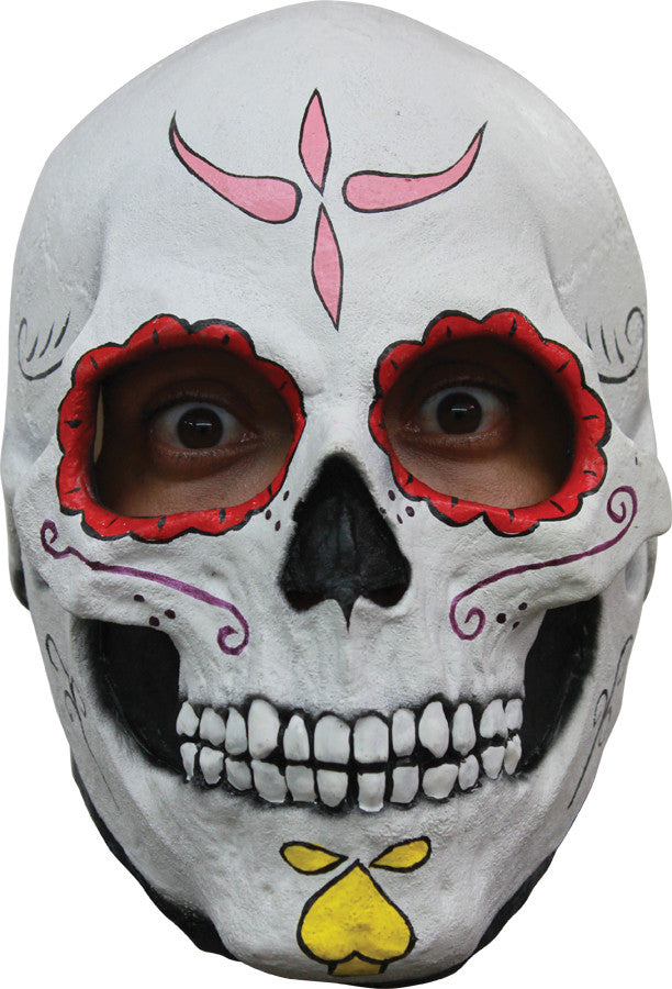 catrina-skull-latex-mask