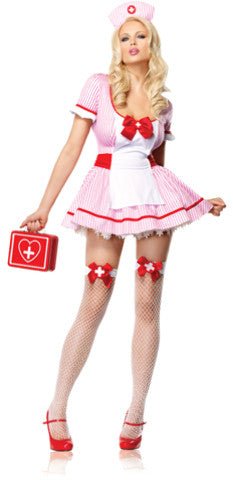 nurse-kandi-women's-costume-medium