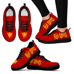 Manchester United Women's Running Shoes - FREE SHIPPING
