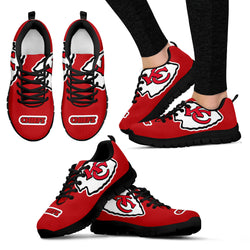 Kansas City Chiefs Women Running Shoes - FREE SHIPPING WORLDWIDE