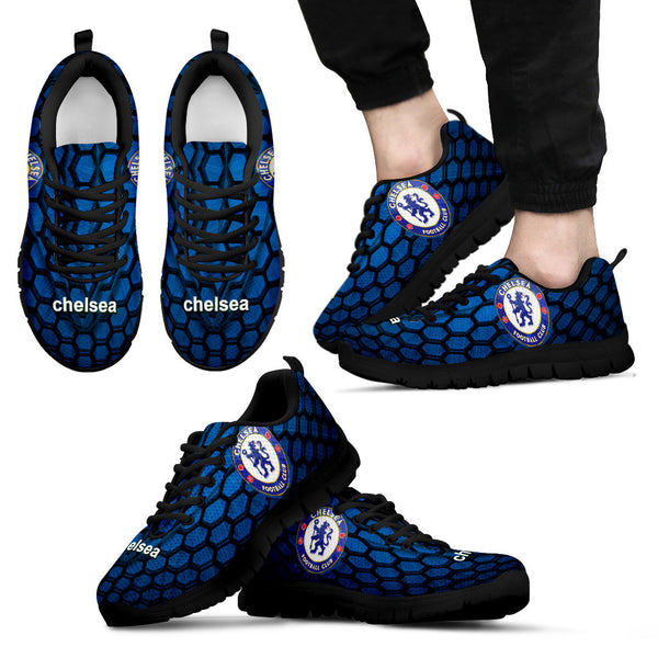 Chelsea F.C Men's Running Shoes - FREE SHIPPING