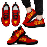 Manchester United Men's Running Shoes - FREE SHIPPING