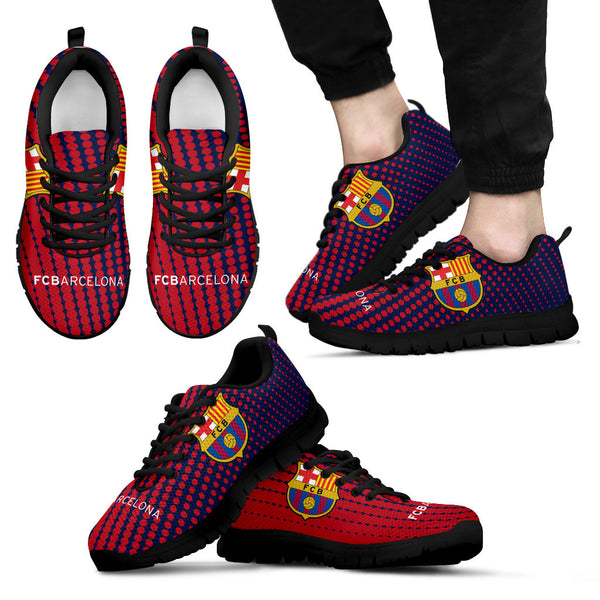 Barcelona FC men's Running Shoes