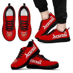 Arsenal F.C Men's Running Shoes - FREE SHIPPING