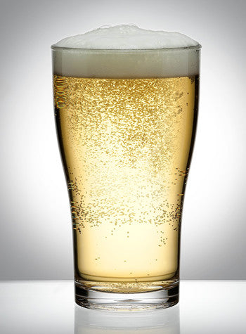 Beer Foam Basics: Why You Want a Nucleated Glass