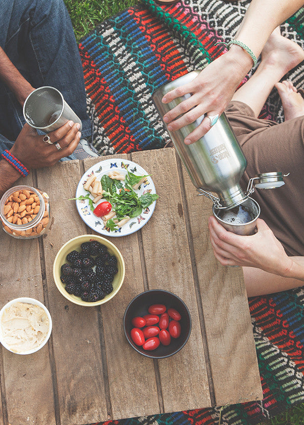 Be the Hero at Your Next Picnic with a Stainless Steel Growler