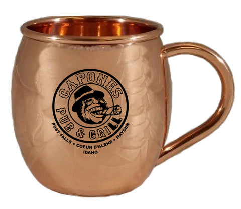 18 oz. Moscow Mule Copper Mug #126