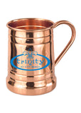20 oz. Solid Copper Stein #127