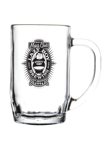 19.5 oz. Thumbprint Mug #316 - 1