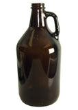 64 oz. Amber Glass Growler #323 - 2
