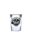 2 oz. Shot Glass Fluted #337 - 1