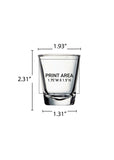 1.5 oz. Shot Glass #343 - 3
