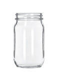 16 oz. Drinking Jar #602 - 2