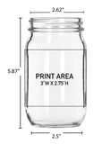 16 oz. Drinking Jar #602 - 3